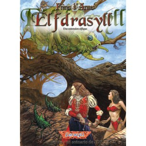 Eldrasyll miniatures box